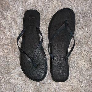Sanuk Yoga Mat Thong Sandals